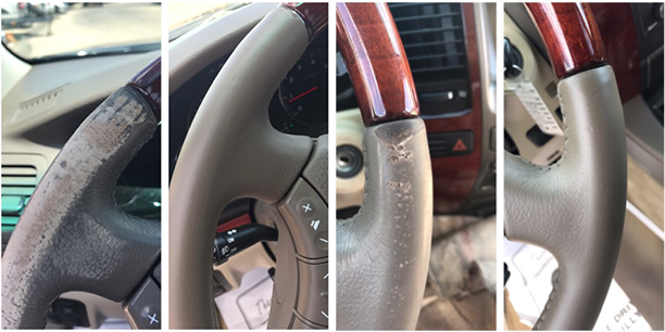 Color Doctor Lewisville Car Leather Upholstery Repair Services